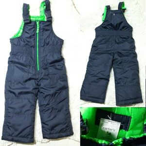 Carter's Overall Snow Pants- 24 Months